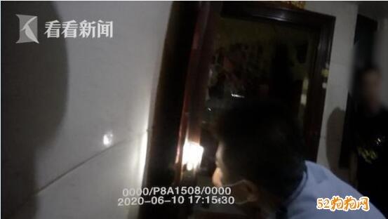"""重庆男子见家门敞开以为有""""蟊贼""""!立刻报警!结果是内鬼!"""