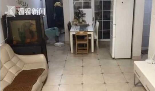 太操心了!狗狗开门取快递!最后还要求快递员关门!